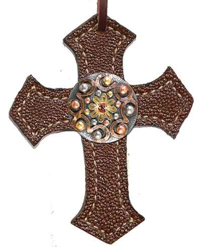CROSS w STRING RAY OVERLAY, 3F CONCHO