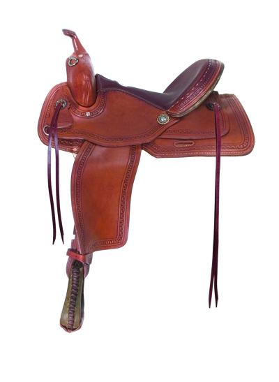 1060 Toast Flex Trail Saddle