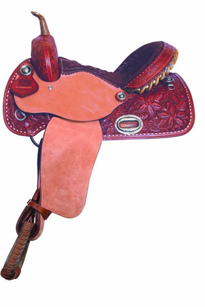 AB TOOLED TOAST BARREL SADDLE