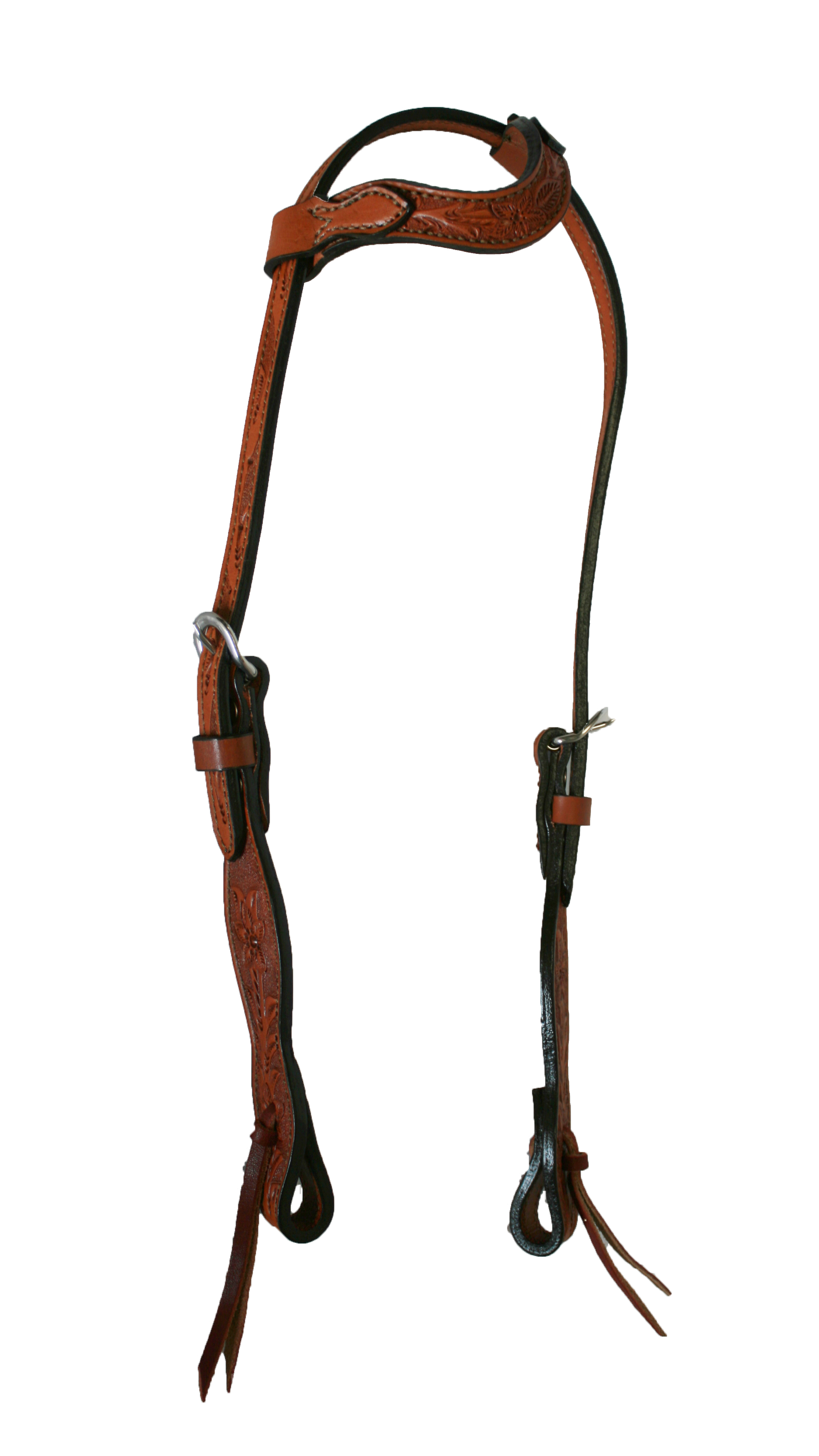 ONE EAR HEADSTALL w AA TOOLING