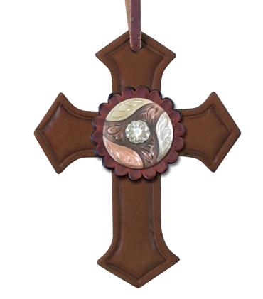 CHOCOLATE CROSS, B8 CONCHO