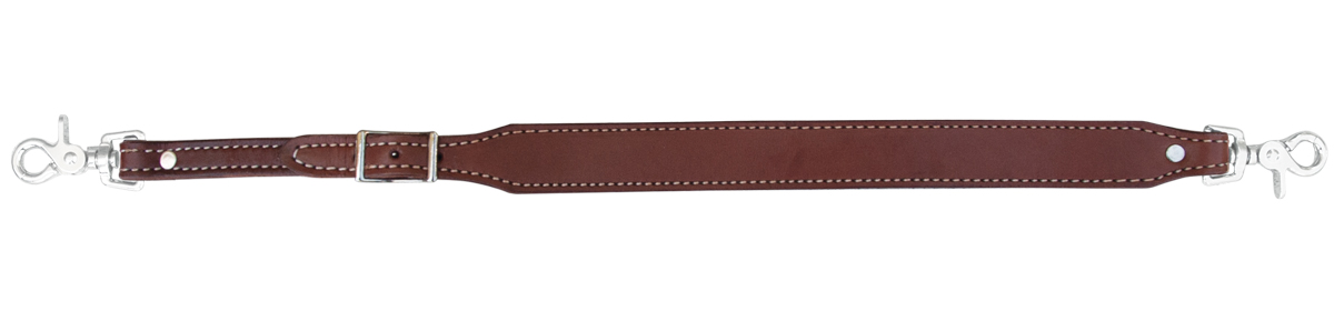 200-CH Chocolate wither strap