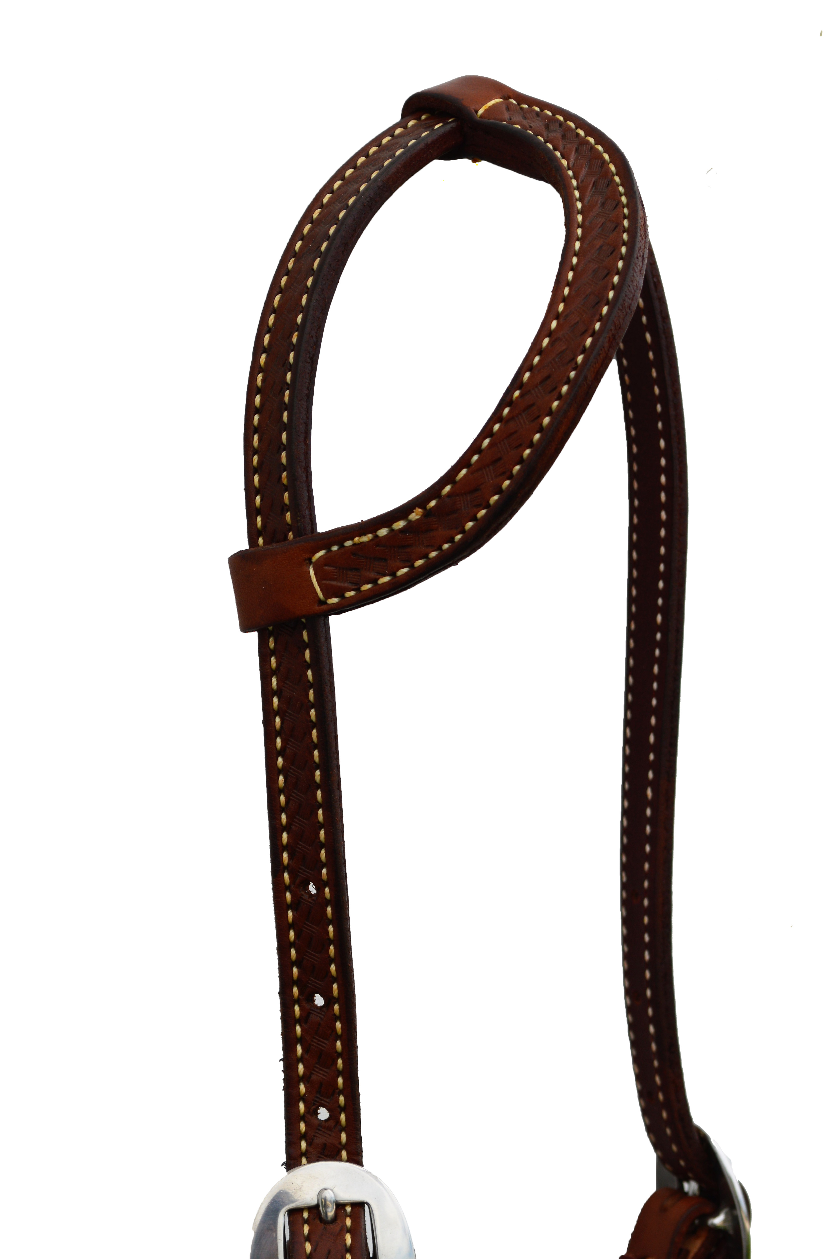 ELITE TOAST ONE EAR HEADSTALL WITH BASKET TOOLING