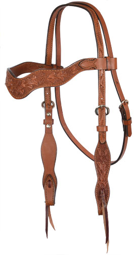 WAVE STYLE TOAST HEADSTALL, AA TOOLING