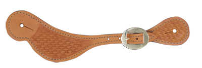 Elite Spur Strap w/ basket tooling