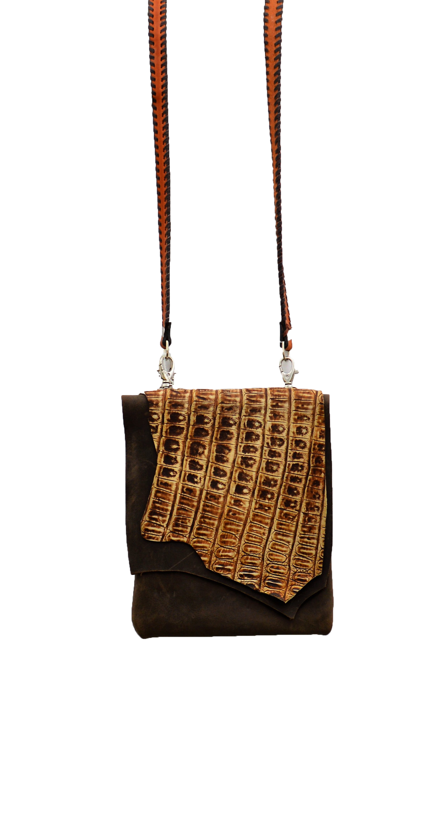 Antique Brown Purse