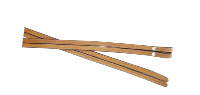 702-K BASKET STAMPED SPLIT REINS
